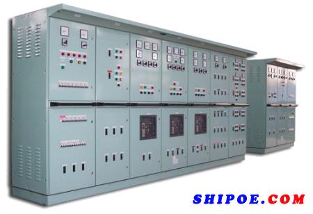 南通中远船务自动化生产的船用低压配电板