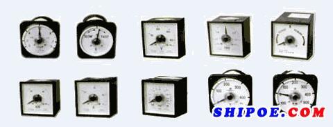 上海自一船用仪表有限公司生产的船用电表