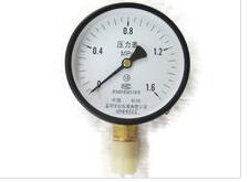 上海自一船用仪表有限公司生产的船用压力表