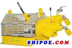 如东宏信机械制造有限公司生产的2T船用气动绞车