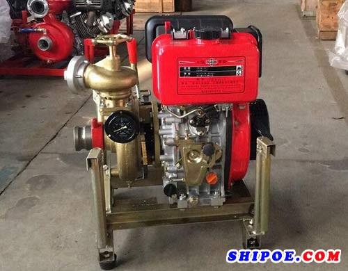 船用应急消防泵应该注意哪些事项