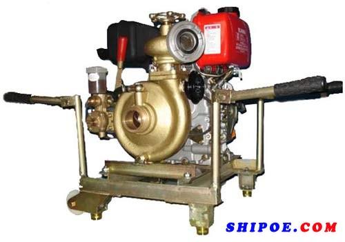 船用应急消防泵的日常保养常识