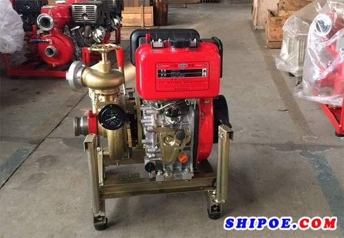 船用消防泵和船用应急消防泵的关系