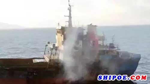 船用应急消防泵