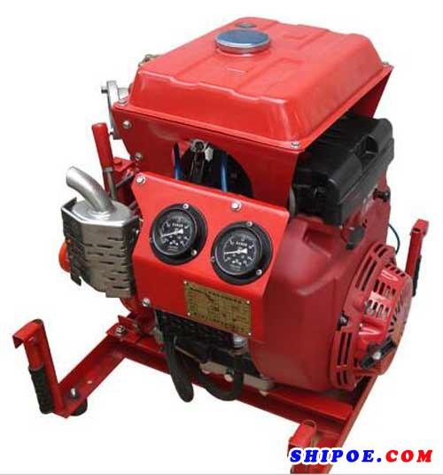 船用应急消防泵之JBQ5.0/15手抬机动消防泵组(汽油机)