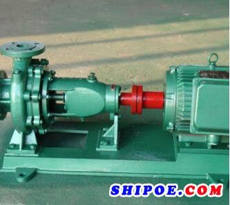 天台县海洋泵阀有限公司生产的65BZ-30船用卧式自吸离心泵