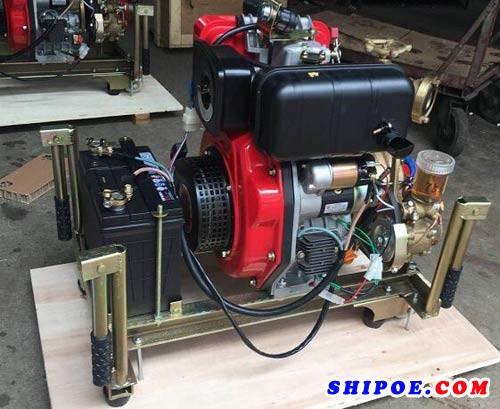 国内法规、规范对船用固定式应急消防泵的设置要求