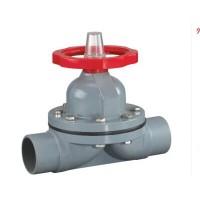 PVC-C 隔膜阀—中国佑利
