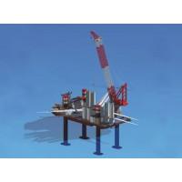 KOE-01風電安裝平臺—精銦海工