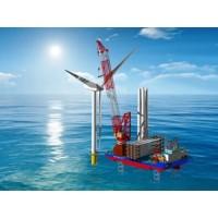 KOE-02風電安裝平臺—精銦海工