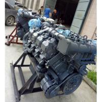 MWM 曼海姆 燃气发电机组 234系列柴油机 TBD