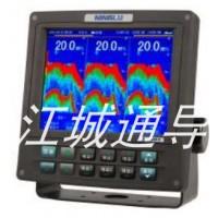 船用三通道通道测深仪导航彩色8寸3探头3雷达测深仪DS803