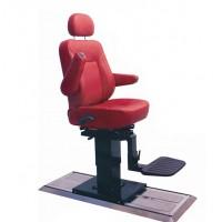 TR-005 方管立柱/液压升降 线控轨道式驾驶椅—天润船用