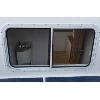 船用鋁質雙移窗—東海船舶