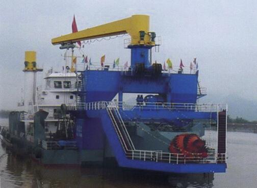 船用悬臂吊
