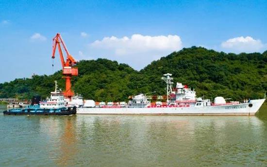 同方江新拓展军方修船业务,首次中标海警舰船维修项目