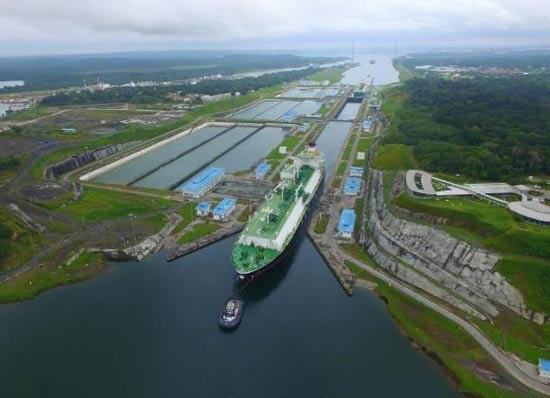 受疫情影响,巴拿马运河大量取消通航预订
