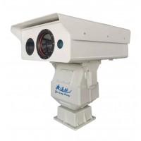 夜通航海水养殖夜视红外监控摄像头石油钻井平台热成像监控摄像机