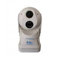夜通航船舶夜晚安全航行船用船舶透雾摄像仪红外摄像头