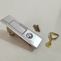 不锈钢消防箱锁 消火栓箱弹跳锁