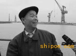 原江南造船董事长,原外高桥造船董事长陈金海逝世