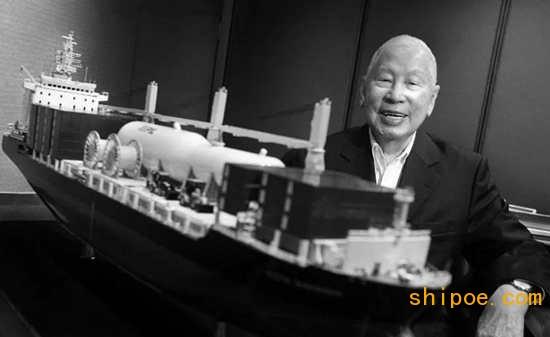 太平船务创始人张允中去世 享年102岁