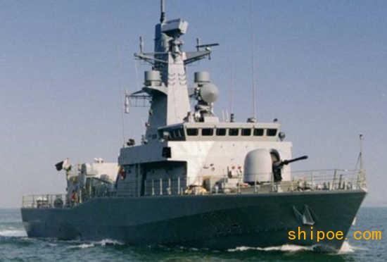 乌克兰将引进8艘英制导弹艇 每艘可携带8枚反舰导弹