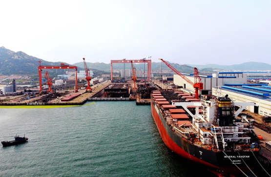 青岛造船厂有限公司获中型集装箱商船建造批量订单