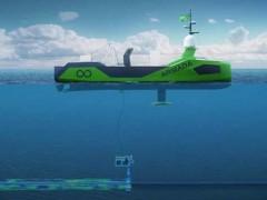 降低海底渗漏探寻的风险系数 Armada无人船船队预计在明年投入使用