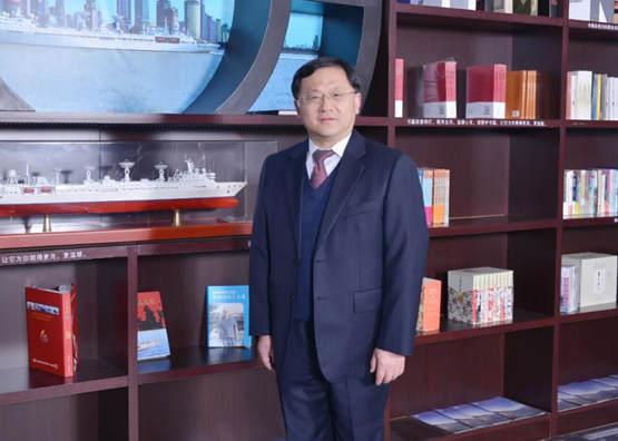 中国船舶七O八所陈刚副所长
