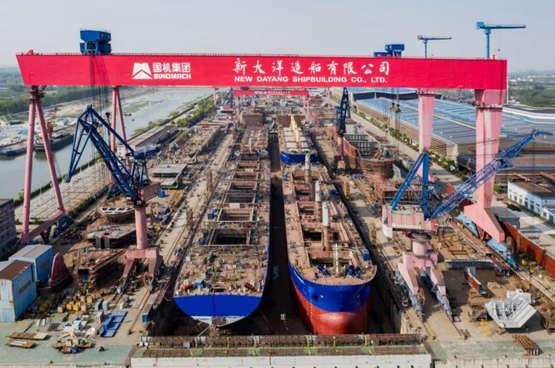 乘风破浪再扬帆:新大洋造船成立两周年