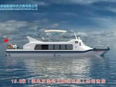 赛思亿斩获批量休闲渔船混合动力电力推进系统订单
