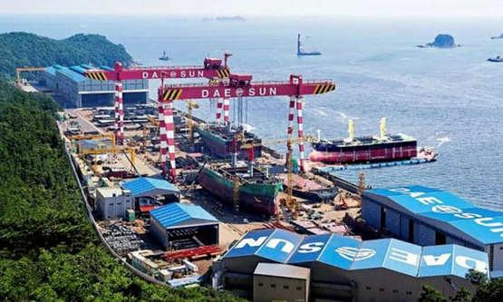 韩三家船厂出售进入最后阶段