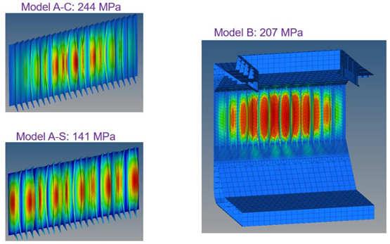 对某散货船舷侧结构的屈曲强度分析
