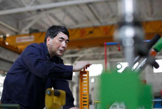上海船舶工艺研究所|技术带头人陈强