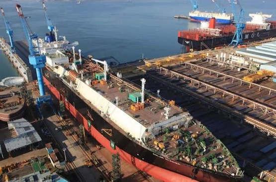 韩国造船海洋获3+3艘液货船