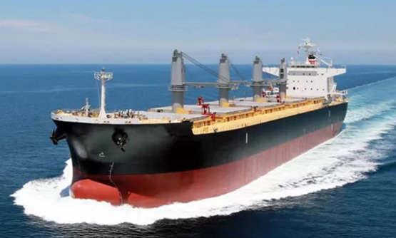 扬子三井接获4艘66000吨散货船订单