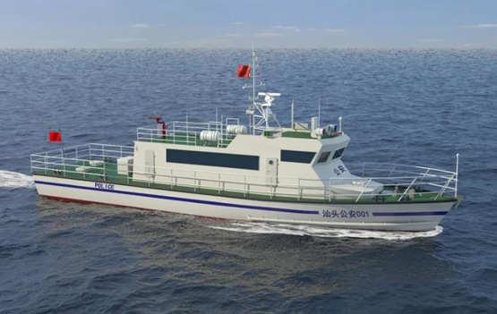 40米級緝私船
