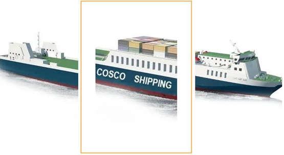 中國船舶704所簽訂2艘多用途滾裝船動力系統集成設計及供貨訂單