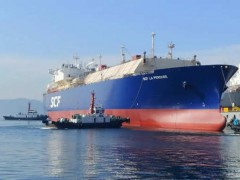 SCF集團將訂造1艘17.4萬立方米雙燃料LNG船