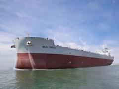 """渤船重工""""21萬噸紐卡斯爾最大型散貨船研發建造""""榮獲""""2020好設計""""銀獎"""