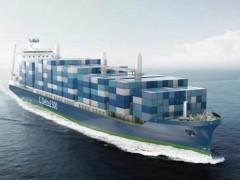 Deltamarin推出最新双燃料支线集装箱船设计!