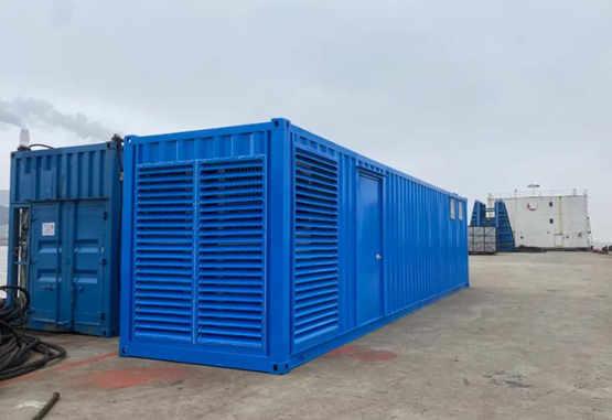 赛思亿船用集装箱式变频器通过试验,即将服务上海打捞局