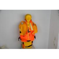 消防专用救生衣充气救生衣大浮力增强型救生衣