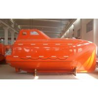 自由降落式救生艇-北海救生