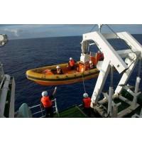 A型救助艇降放装置-北海救生