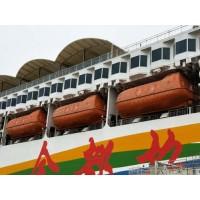 重力液压式救生艇降放装置-北海救生