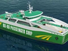 理工船舶承接车客渡船及渔政执法船设计项目