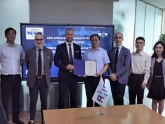 意大利船级社为新时代造船颁发原则性认可 (AIP) 证书