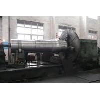 冶金炼钢20T-220T转炉耳轴辊压机辊轴回转窑托辊等锻件